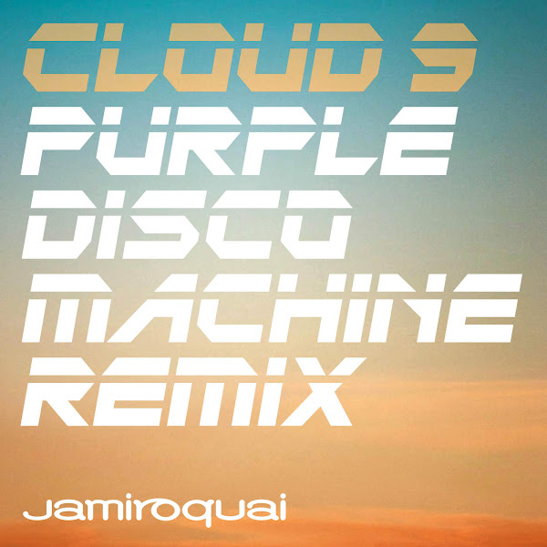 Jamiroquai - Cloud 9 (Purple Disco Machine Remix) - Single Cover