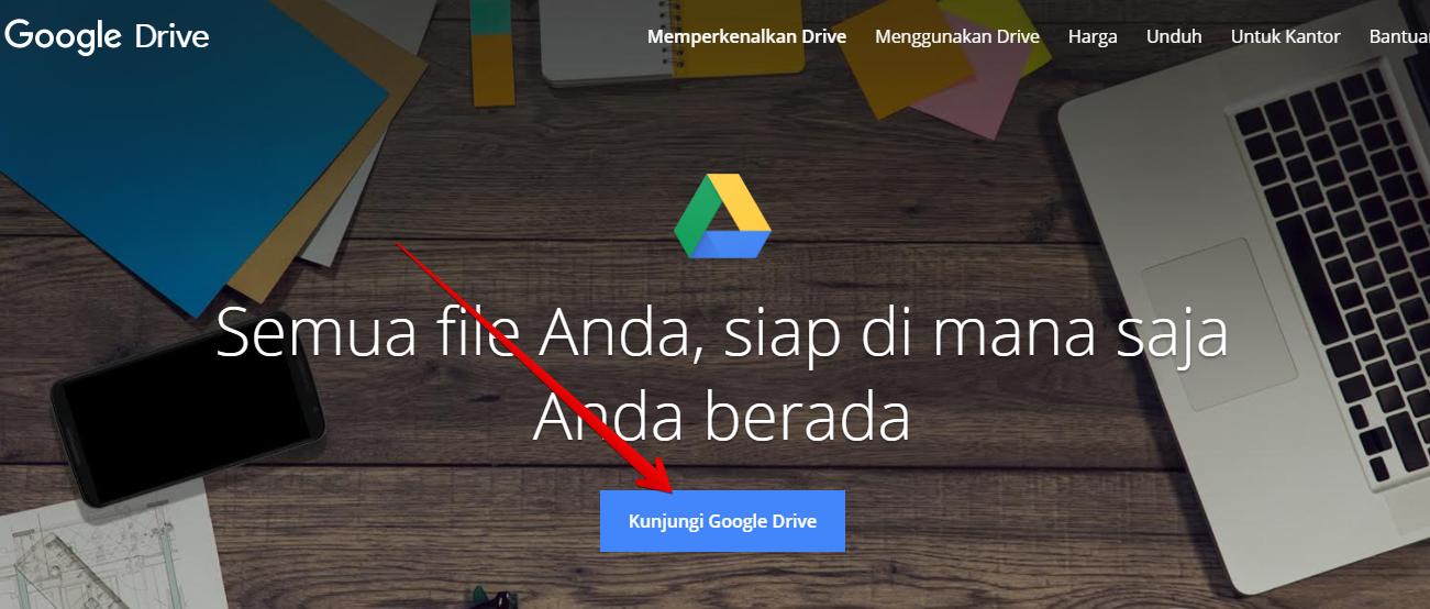 Berkenalan dengan google drive
