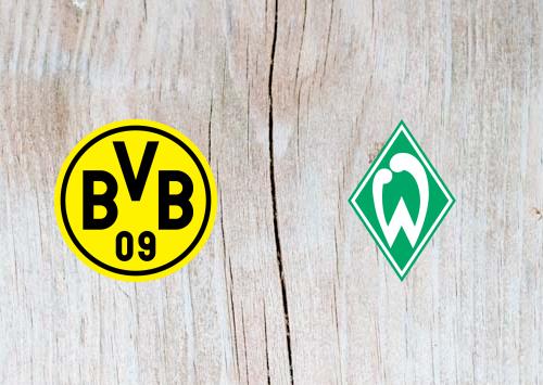 Borussia Dortmund vs Werder Bremen Full Match & Highlights 15 Dec 2018