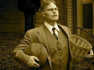 basket james naismith peach history hoosier hysteria basketball soccer ball