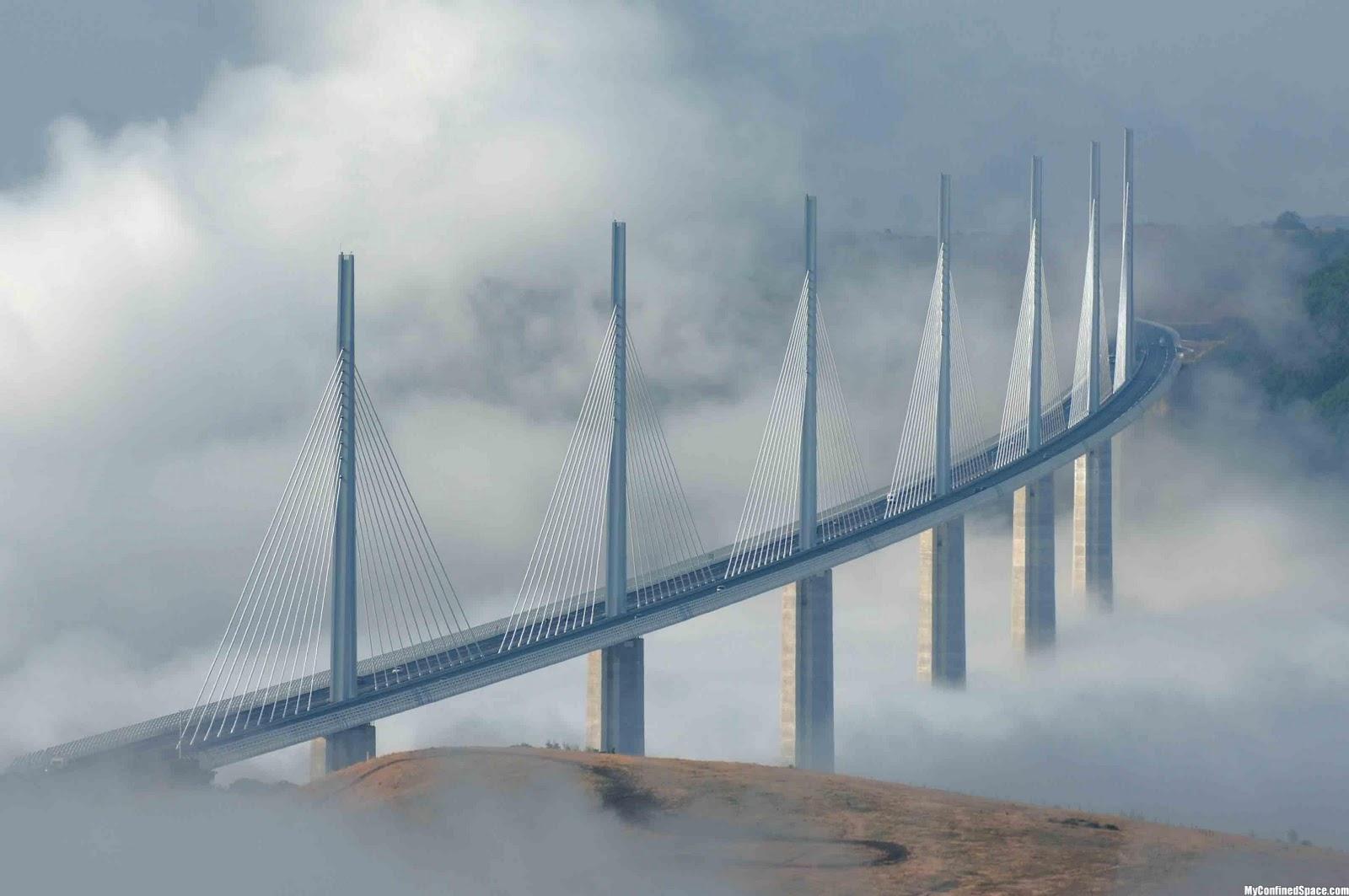 (France) – Millau Viaduct – World Highest Bridge | free ...
