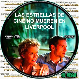 GALLETALAS ESTRELLAS DE CINE NO MUEREN EN LIVERPOOL -Film Stars Don't Die in Liverpool - 2017