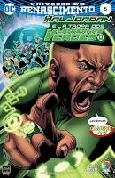 DC Renascimento: Hal Jordan e a Tropa dos Lanternas Verdes #5