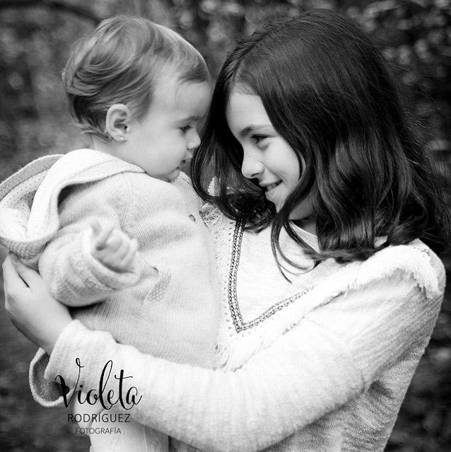Foto de hermanas