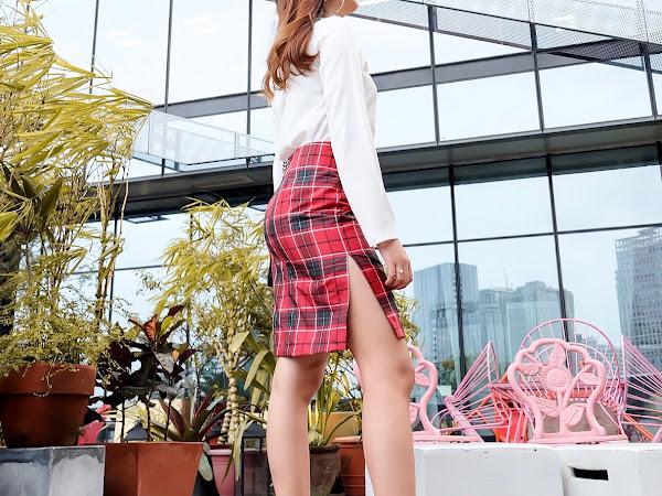 The Skirt I Designed