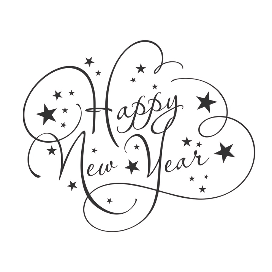 Happy New Year! | Looks & Library Books