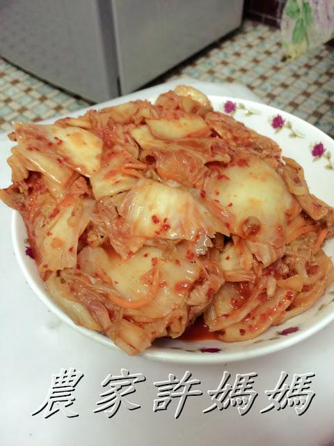 超好吃韓國泡菜食譜