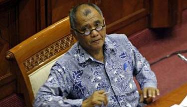 Diduga Kecipratan Uang e-KTP, Ketua KPK Diminta Mundur