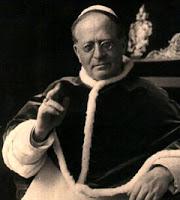 Resultado de imagen para Cardenal Mons. Achille Ratti