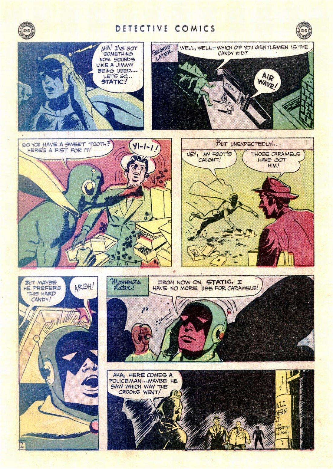 Read online Detective Comics (1937) comic -  Issue #103 - 32