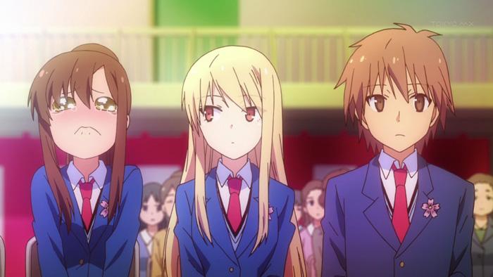 anime mirip violet evergarden
