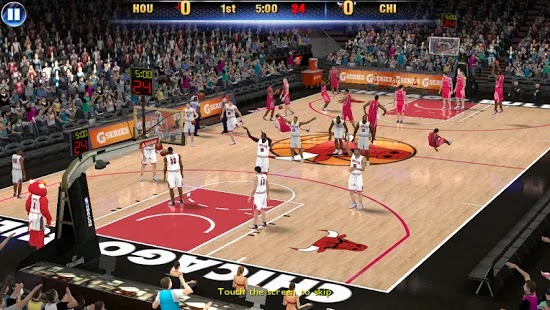 NBA 2K14 Android Apk+Obb