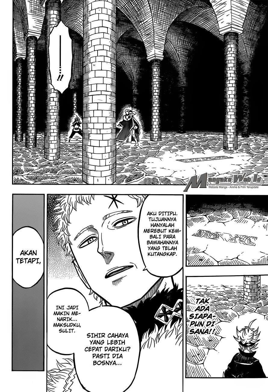 Black Clover Chapter 36 Bahasa Indonesia