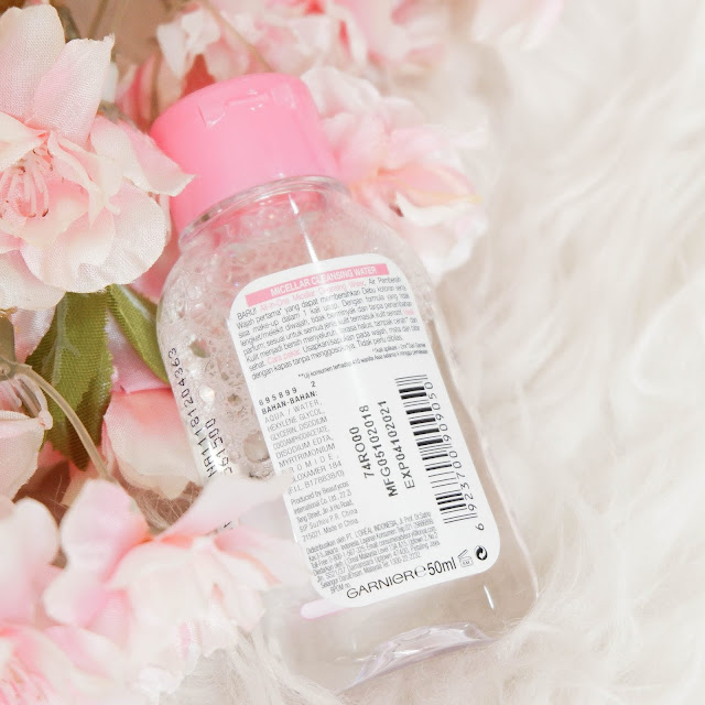 garnier-micellar-water-50ml-review
