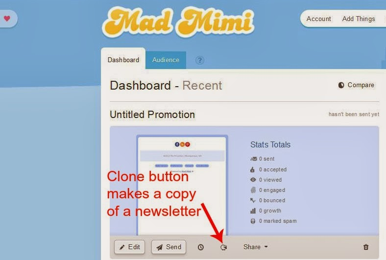 Mad mimi tutorial for Mad mimi templates