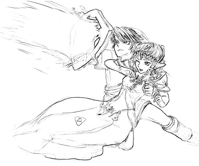 The Legend of Zelda Twilight Princess Character | Yumiko ...