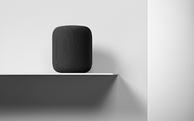 Apple HomePod Wireless Speaker images