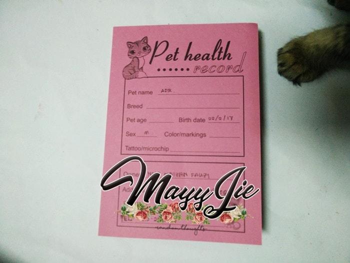Kutu Kucing Klinik
