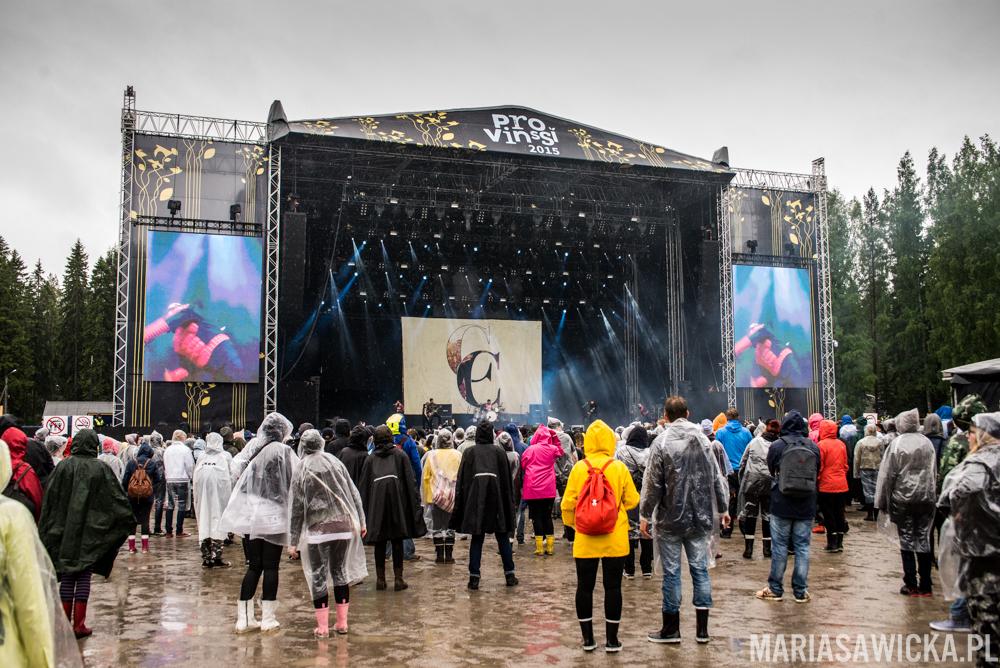 A Day to Remember Provinssi Festivaali 2015 Seinäjoki