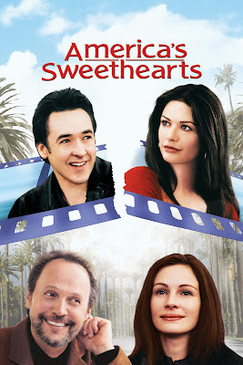 Poster Of America's Sweethearts (2001) Full Movie Hindi Dubbed Free Download Watch Online At worldfree4u.com