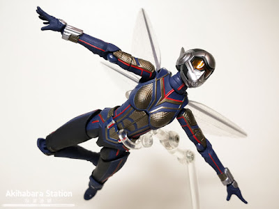 S.H.Figuarts Wasp (La Avispa) de Ant-man and the Wasp - Tamashii Nations