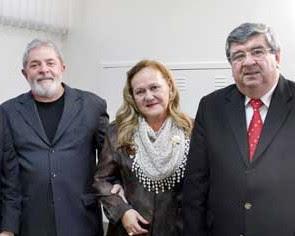 Paulino cita opções de apoio a Lula, caso o petista dispute a eleição de 2018