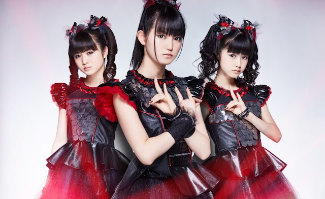 Babymetal publica nuevo single Distortion