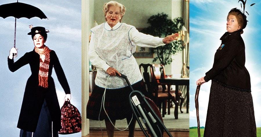 Tem Na Web - As Melhores Babás do Cinema