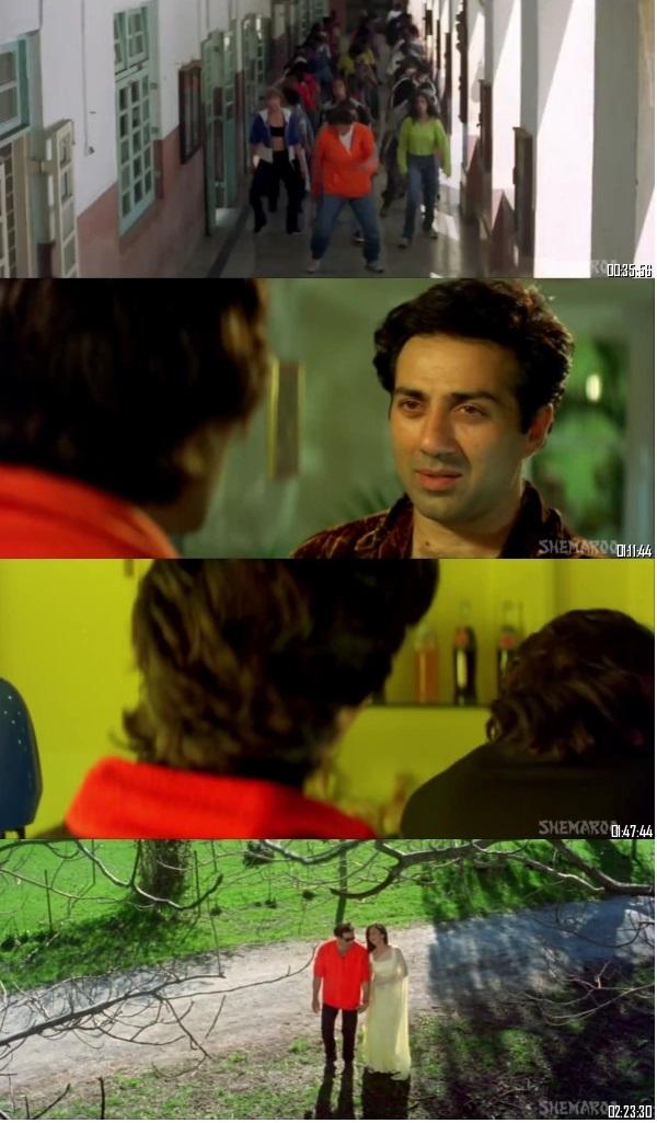 Dillagi 1999 Bollywood Hindi Movie WEBRip 1.3GB Free Download 720p