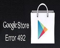 Cara Mengatasi error 492 saat download Aplikasi di Play Store