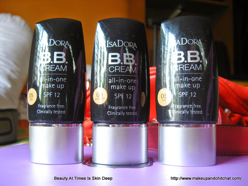 Isadora BB Cream for NC40 NC45
