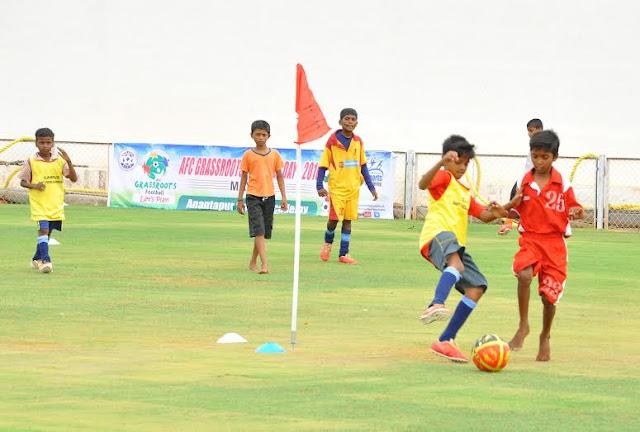 ASA - AFC Grassroots Day