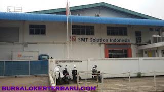 Lowongan Kerja Operator Produksi di PT SMT Solution Indonesia (PT SSI) Cikarang