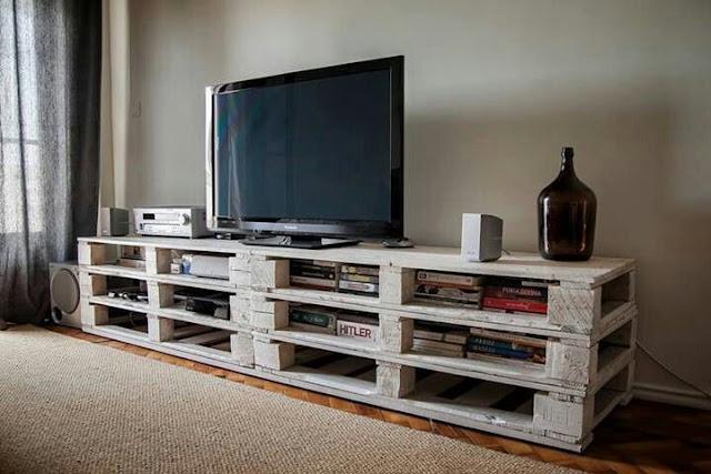 Decora Tu Casa Con Palets Cositas Decorativas Estudio De - Ideas-decoracion-con-palets