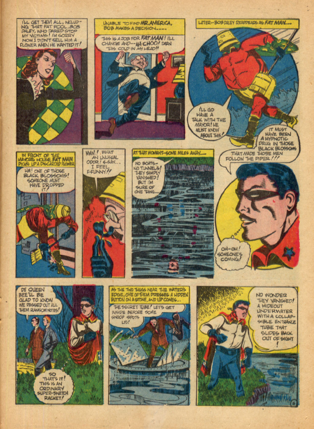 Read online Action Comics (1938) comic -  Issue #48 - 41