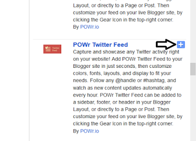 Integrating Twitter And Blog