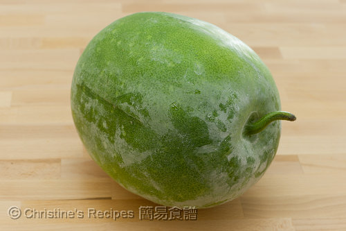 冬瓜 Winter Melon
