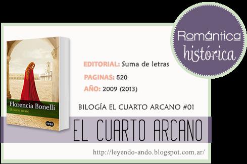 El Cuarto Arcano - Florencia Bonelli - Leyendo Ando