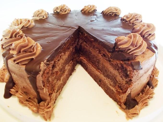 Tort de Ciocolata - Rețetă video