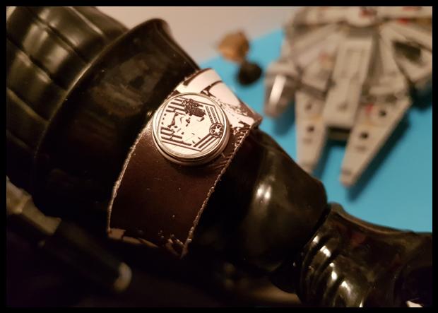 Stormtrooper bracelet