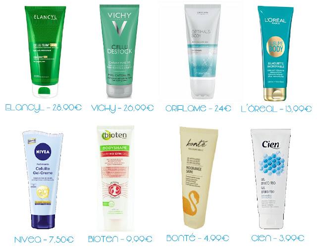 Same Stuff, Different Price #51   Cremes Anti - Celulite