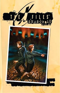 REVIEW: The X-Files Season 10 Volume 1 - IDW Publishing Joe Harris Chris Carter