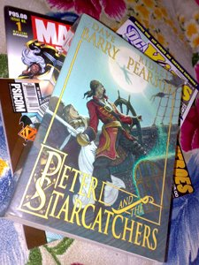 Peter and the Starcatchers by Dave Barry & Ridley Pearson