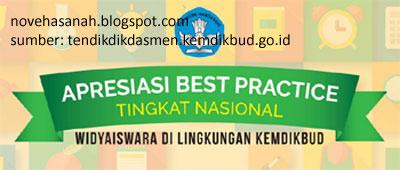 Lomba Best Practice 2017 untuk Widyaiswara di Lingkungan Kemdikbud