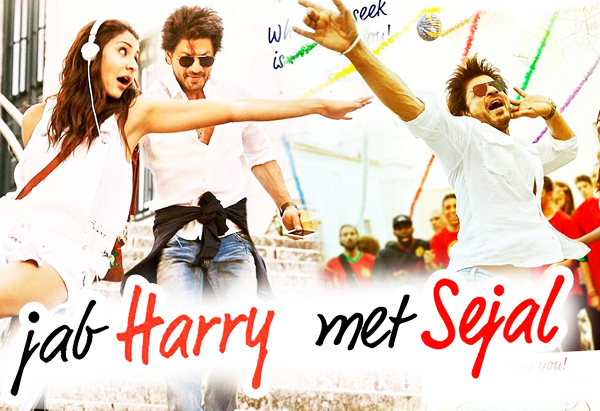 Jab Harry Met Sejal - 2017 (Bollywood Romantic Comedy Film)