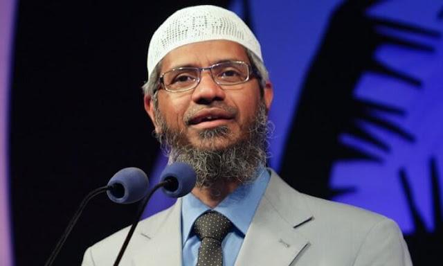 Tidak ingin Islam Bangkit, Zakir Naik: Pihak Anti Islam Tuduh Muslim Teroris dan Radikal