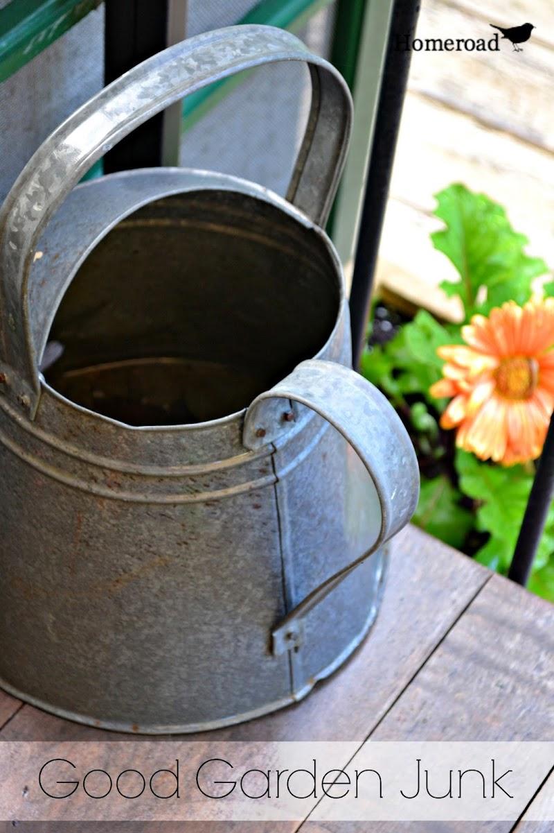 Garden Junk Ideas for the Spring