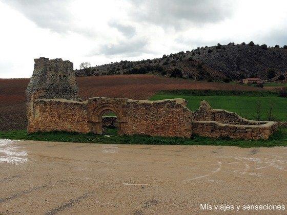 Ermita de San Juan Bautista, Calatañazor, Castilla y León