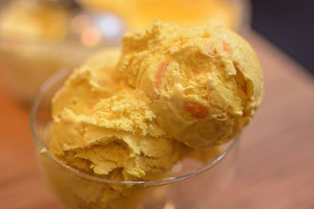 Mango-flavored-ice-cream-is-great-just-3-elements