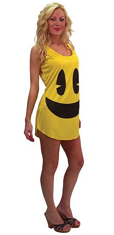 Pac-Man Tank Dress for Women